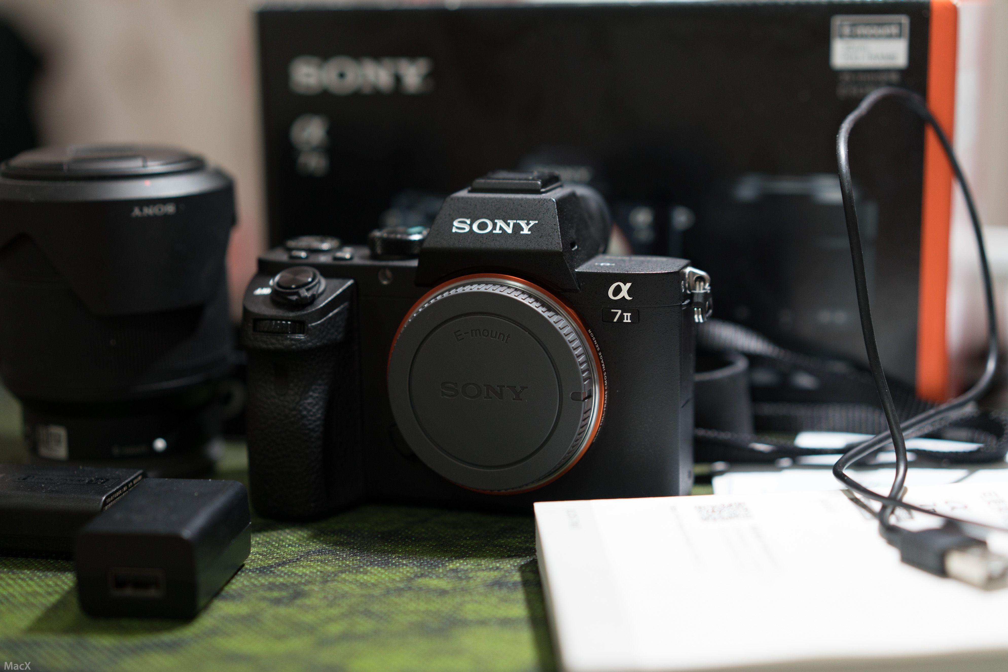 Sony A7M2 开箱实测(Sony大法好)