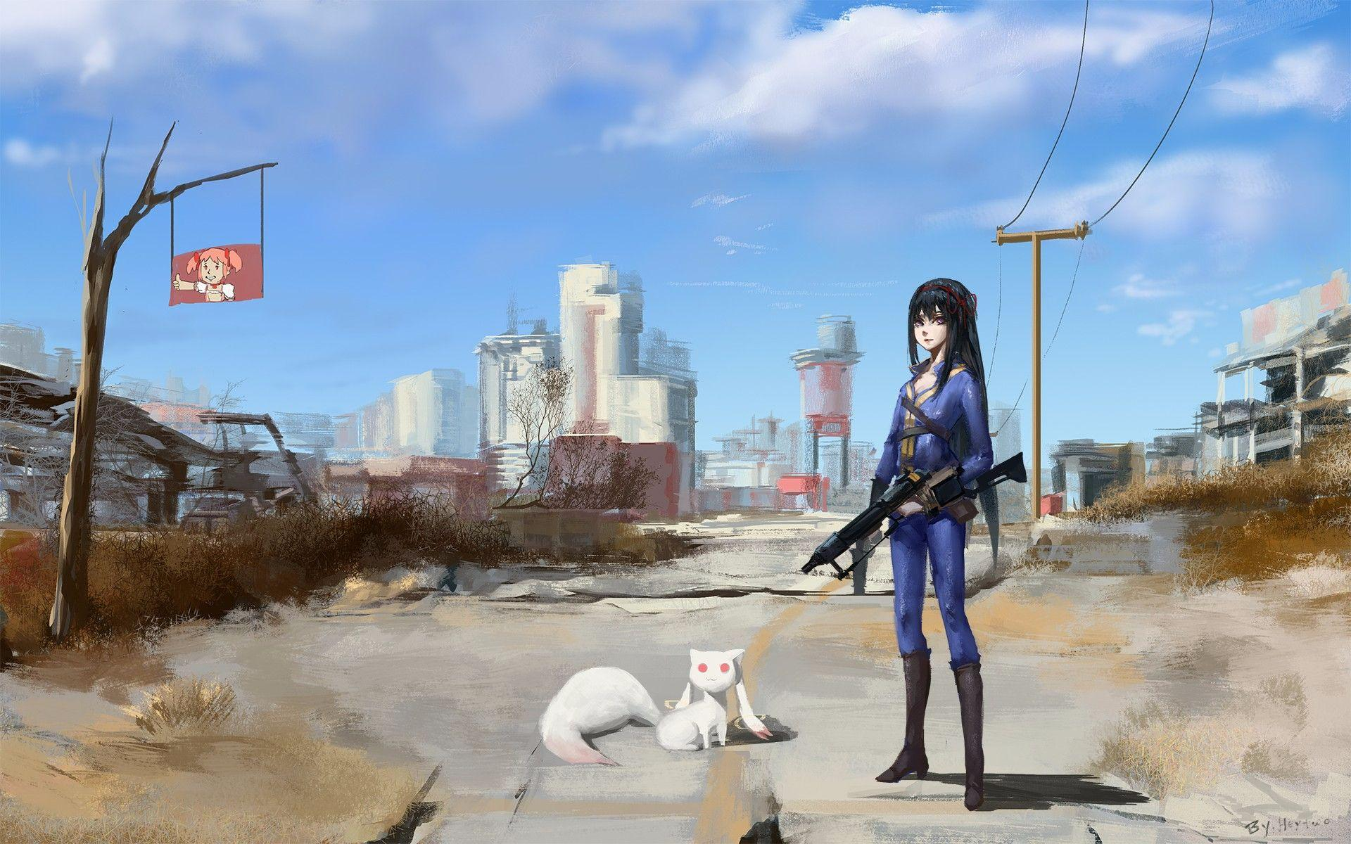 Fallout 4 的 MOD 安装教程